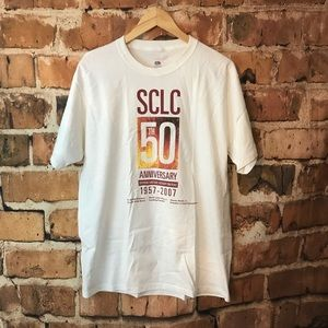 SCLC 50th Anniversary Large T-Shirt